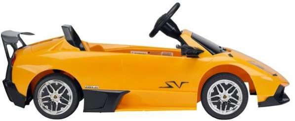 Электрический автомобиль игрушки