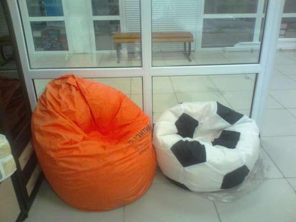 Матрасы и кресло мешок (мяч и груша)