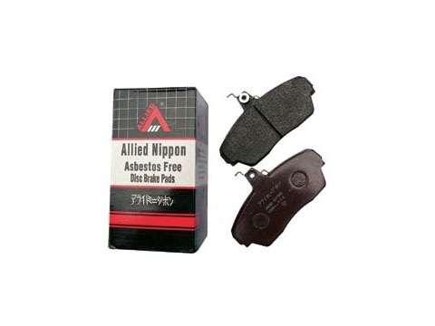 Колодки тормозные передние Allied Nippon ВОЛГА/Газель