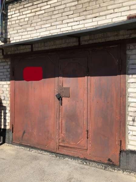 Продажа кирпичного гаража Дубна