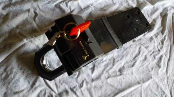 Противоугонное устройство на коробку передач