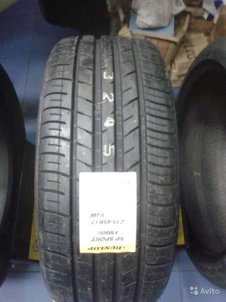 Новые Dunlop 235 45 R17 SP Sport FM800 94W