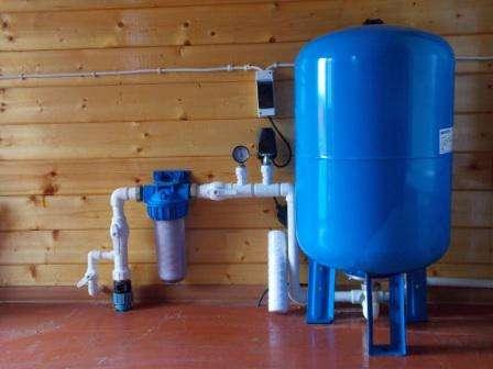 Отопление и водоснабжение в Александрове и районе.
