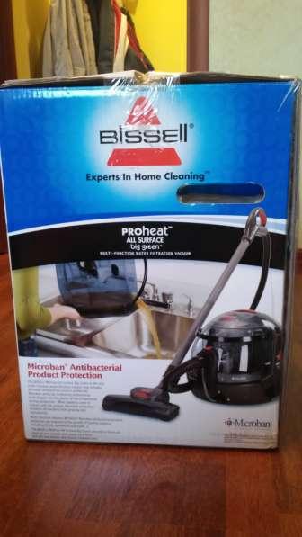 Моющий пылесвос Bissell 81N7