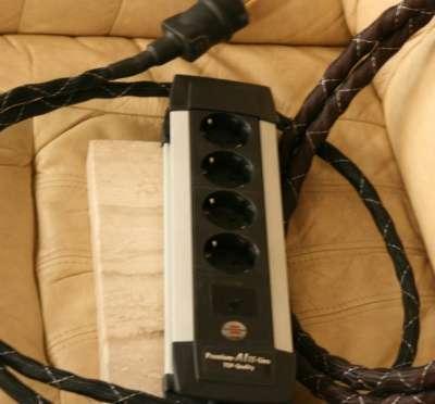 Колодка для Hi-End аудио