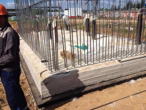 Разнорабочие, арматурщики, плотник-бетонщики