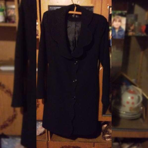 Женское новое пальто