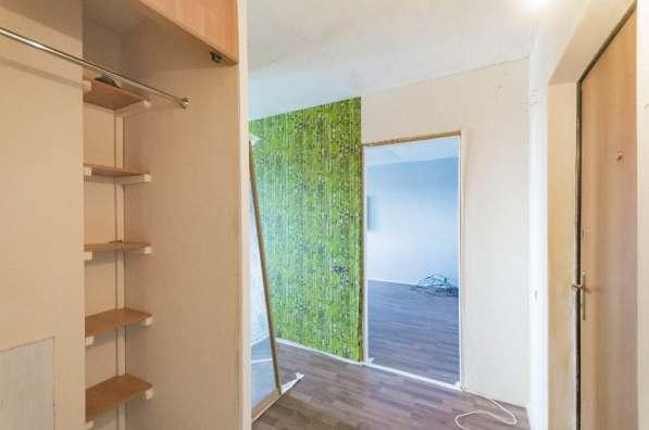 Продается двухкомнатная квартира улучшенной планировки, S=50 в Екатеринбурге фото 9