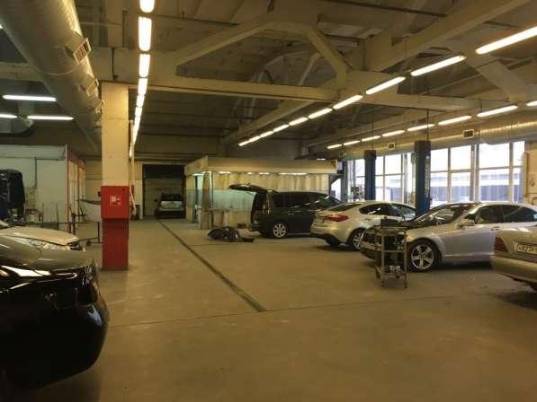 Сдам производство, склад, 600 кв. м, м. Бухарестская