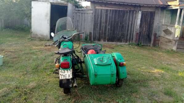 Продам мотоцикл Урал (1979 г. в) ИМЗ 8.103 в Пензе фото 6