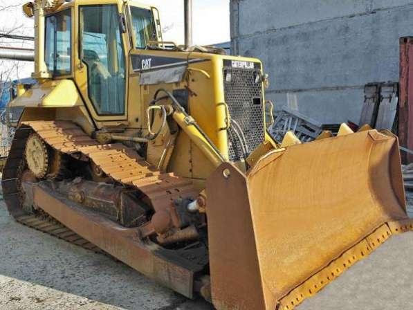 Бульдозер CAT D6N XL, 2006 г., х 2 шт.
