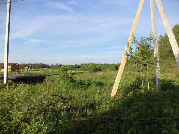Продается земельный участок 16 соток в д. Тропарево (под ЛПХ), Можайский район, 110 км от МКАД по Минскому шоссе.