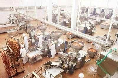 Производств-ое оборуд-ие мясокомбината