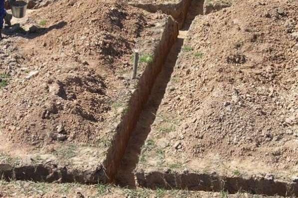 Копаем траншеи, ямы, котлованы