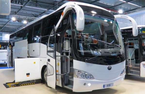 Автобус марки YUTONG ZK6129H9 новый 2016 года , в наличии
