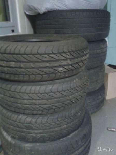 Новые Dunlop 205 65 R15 EC201