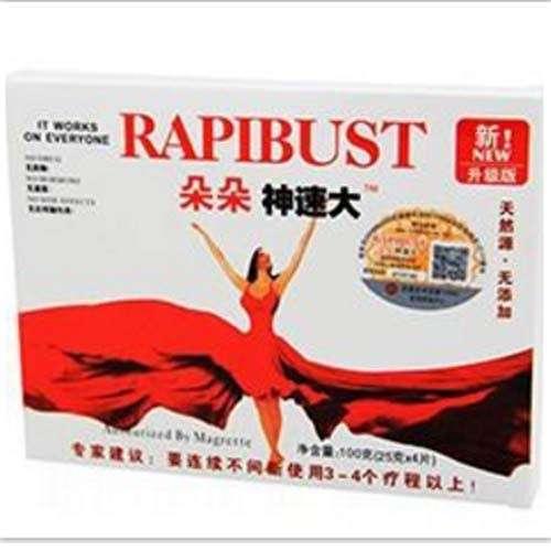 Маска для увеличения груди Rapibust (набор 3 шт)