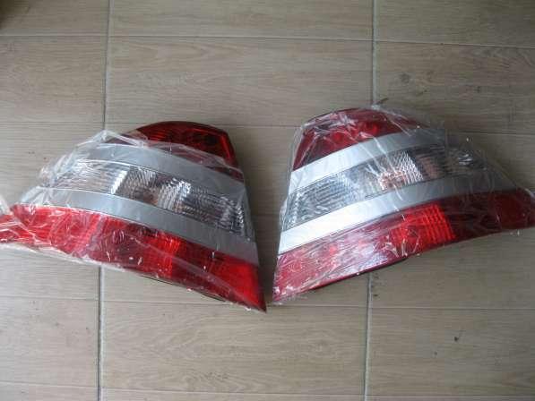 Фонари задние MERCEDES W220 98-02