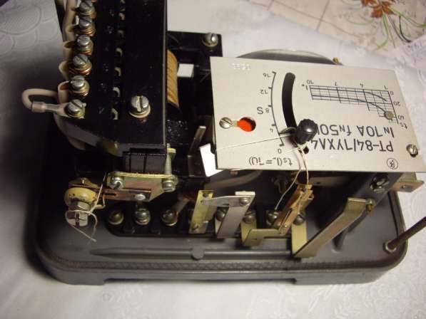 Реле максимального тока РТ-84/11ухл4 в Челябинске фото 11