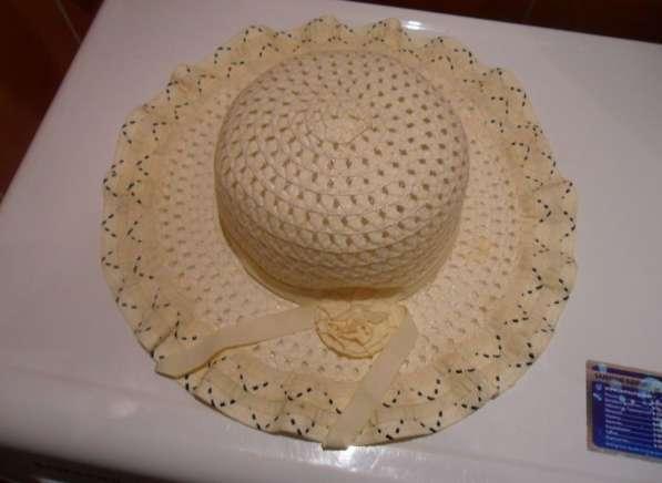 Шляпа-панама