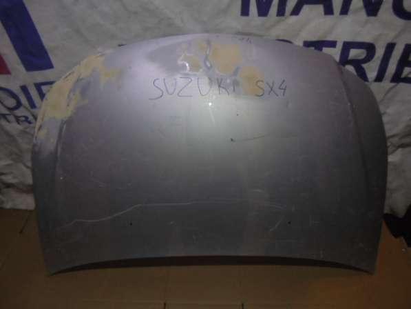 Капот от сузуки sx4