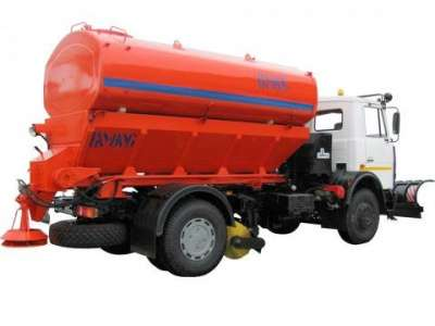 грузовой автомобиль МАЗ КО-806-20