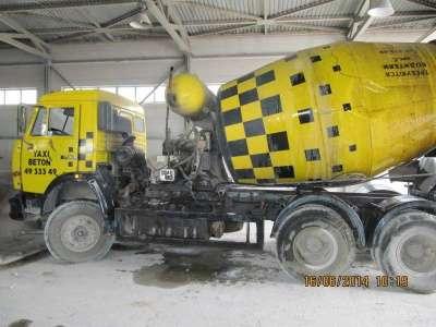 автобетоносмеситель КАМАЗ 53229
