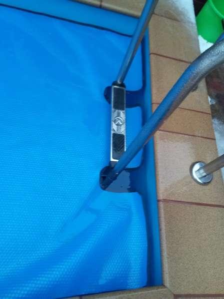 Изосоляр, плавающее покрывало для бассейна на заказ. любой ф