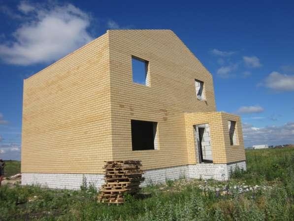 Строительство домов коттеджей, дач под ключ в Воронеже