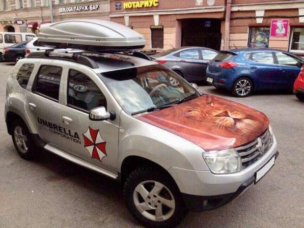 Автобоксы TERRA DRIVE на любые автомобили в Москве фото 7