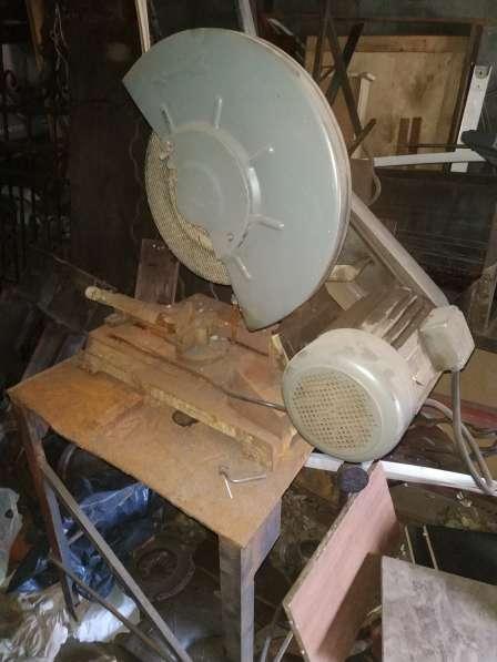 Продаю станок отрезной по металлу в Рыбинске фото 3