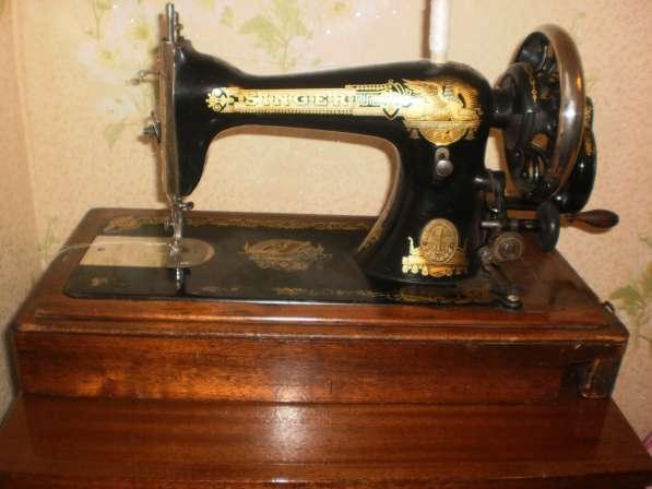 Швейная машинка Зингер 1909 года выпуска в Санкт-Петербурге фото 5