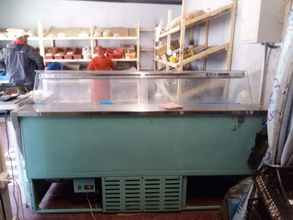 Холодильная витрина Lida LOTUS M 2,0 низкотемпературная в Екатеринбурге фото 3