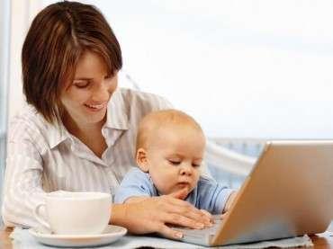 Работа+ карьера для мам в декрете. Оператор ПК удалённо