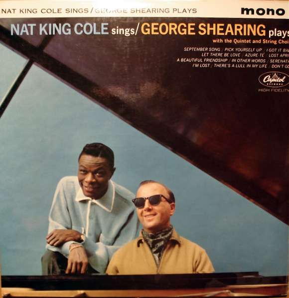 Nat King Cole / George Shearing (UK)