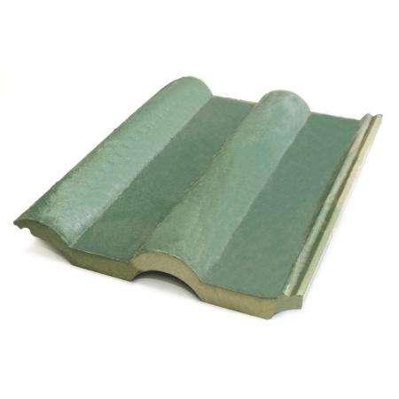 Черепица полимер-песчанная