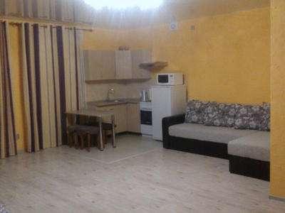 Сдам квартиру студию в Абзаково рядом с ГЛЦ