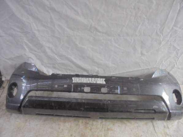 Губа заднего бампера на Honda CR-V 4