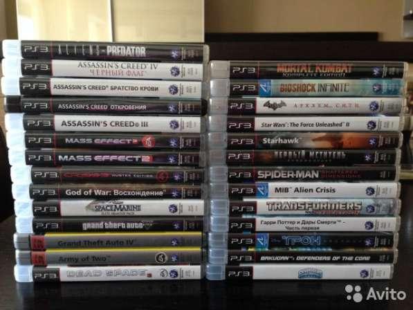 Игры PlayStation 3 лицензия (на 270шт. обмен + продажа)