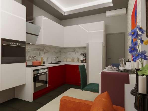 Дизайн- проект в обмен на вашу услугу/товар в Москве фото 12