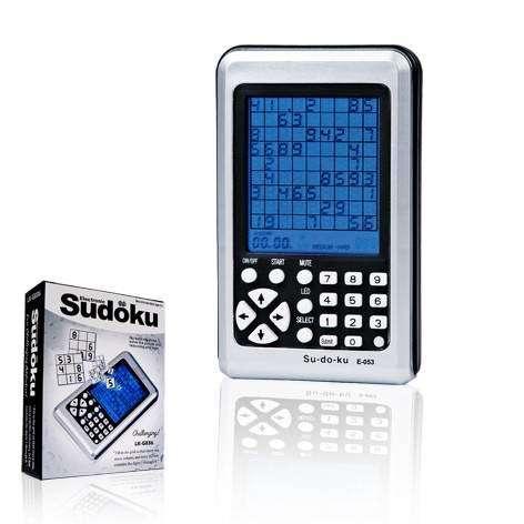 Электронная игра, головоломка Судоку G-836