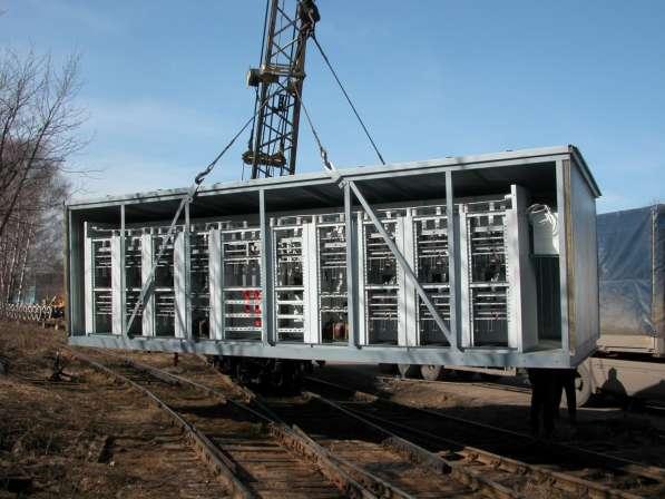 Утепленные блочно-модульные подстанции 2КТПНУ до 2500 кВА в Москве фото 4