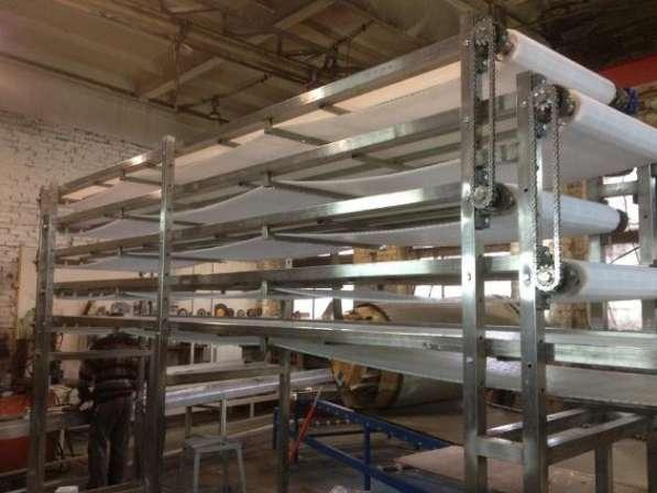 Конвейеры, нестандартное промышленное оборудование в Екатеринбурге фото 14