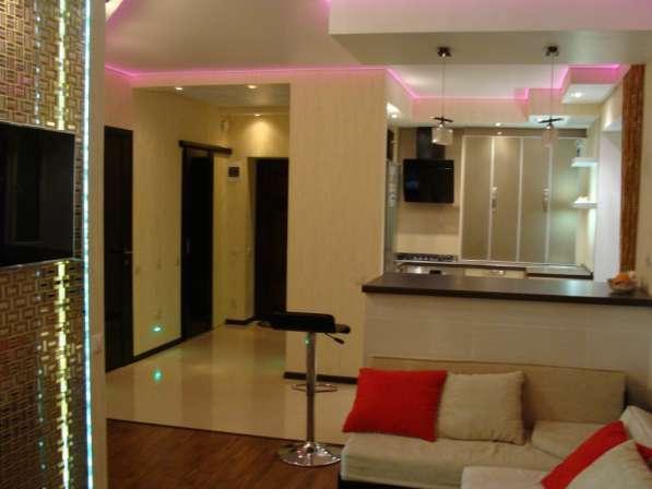 Посуточная аренда студии VIP класса на Ромашке