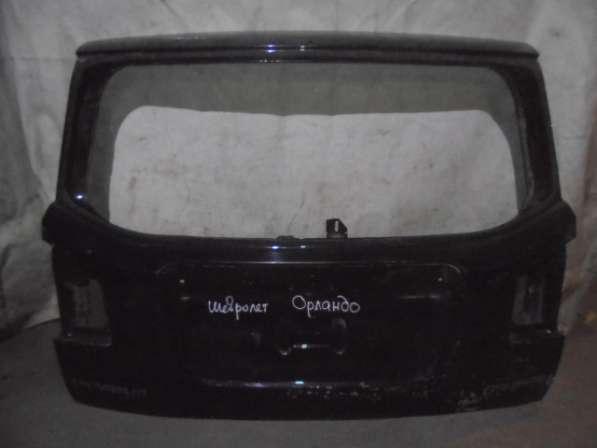 Крышка багажника орландо