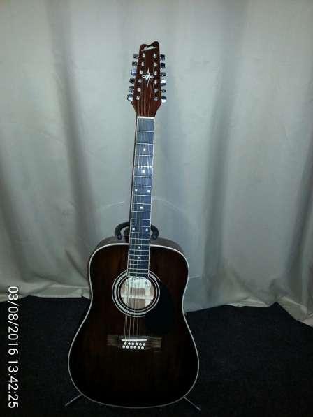 Продается гитара с кофром Montana в отличном состоянии