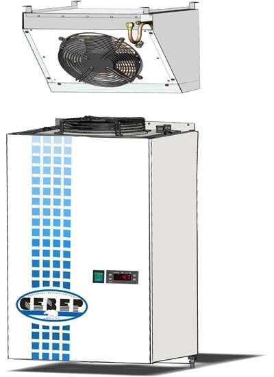 Сплит-система СЕВЕР MGS 211 S
