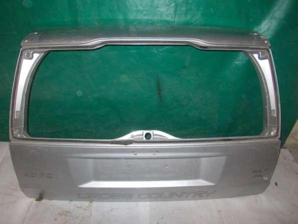 Volvo XC70-1 Крышка Багажника б/у оригинал