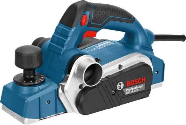 Рубанок электрический Bosch GHO 26-82 D 06015A4301