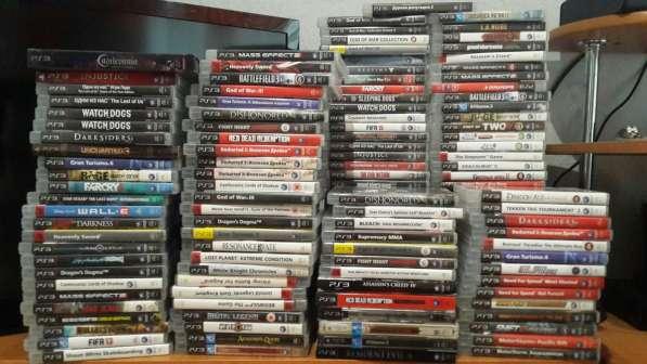 Продам или обменяю Лицензионные игры для PS3 (Много нового)
